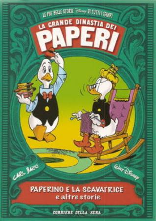 Paperino e la scavatrice... e altre storie, 1949