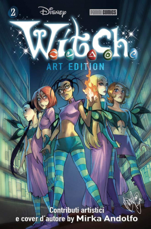 Witch art edition