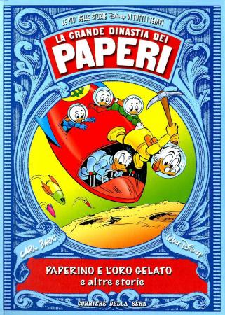 Paperino e l'oro gelato ... e altre storie, 1944-1945