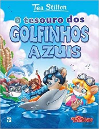 O tesouro dos golfinhos azuis