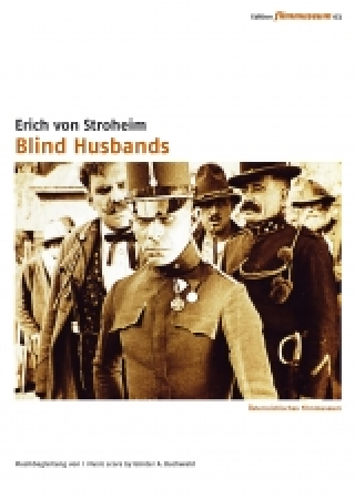 Blind husband