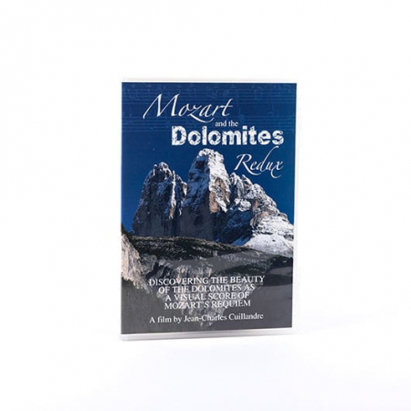 Mozart and the Dolomites redux