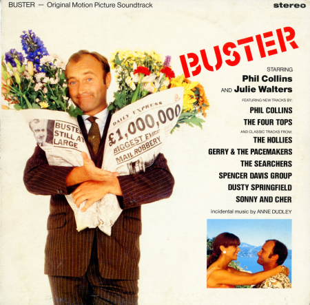 Buster : original motion picture soundtrack