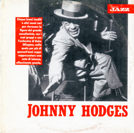 Johnny Hodges / Johnny Hodges