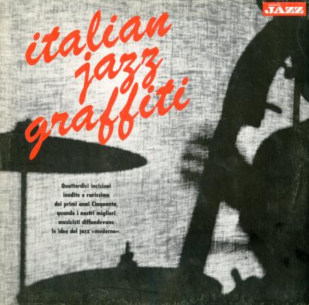 Italian jazz graffiti