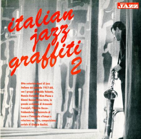 Italian jazz graffiti 2