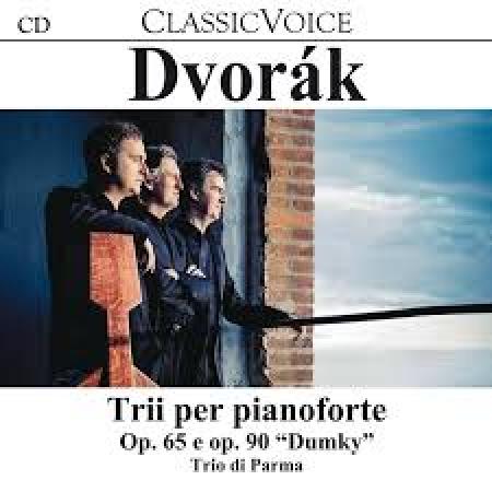 """Trii per pianoforte op. 65 e op. 90 """"Dumky"""""""