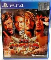 Fire Pro Wrestling World [videogioco]