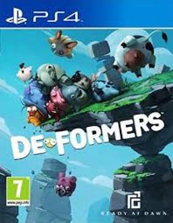 De-formers [videogioco]