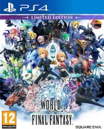 World of Final Fantasy [videogioco]