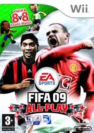 FIFA 09 All-Play [videogioco]