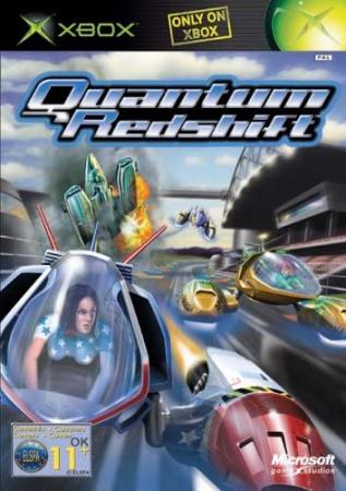 Quantum redshift [videogioco]