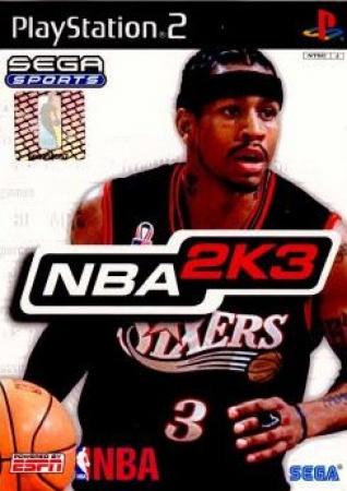 NBA 2K3 [videogioco]