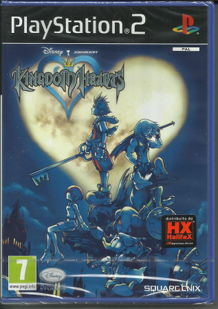 Kingdom Hearts [videogioco]