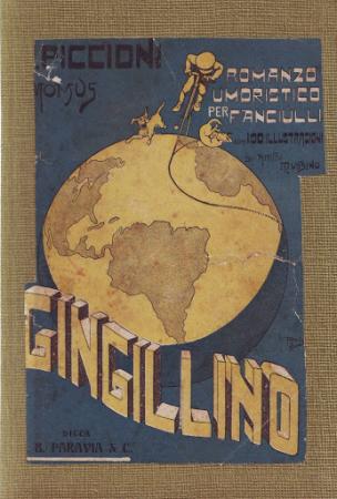 Avventure meravigliose di Gingillino intorno al mondo