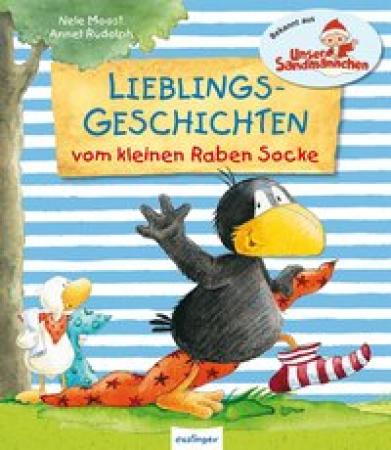 Lieblings-Geschichten vom kleinen Raben Socke