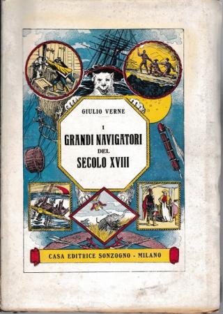 I grandi navigatori del secolo 18.