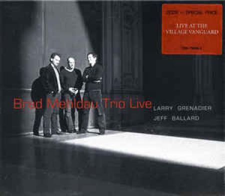 Brad Mehldau trio live