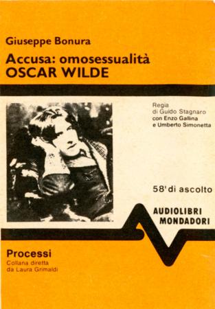 Accusa: omosessualità, Oscar wilde
